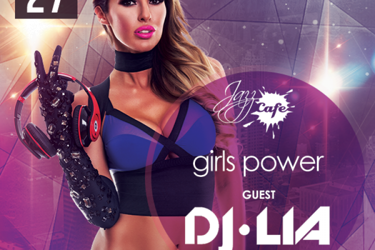Girls power - Guest: DJ LIA